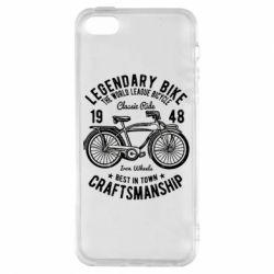 Чохол для iphone 5/5S/SE Classic Bicycle