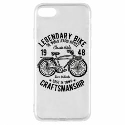 Чохол для iPhone 8 Classic Bicycle