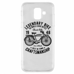 Чохол для Samsung A6 2018 Classic Bicycle