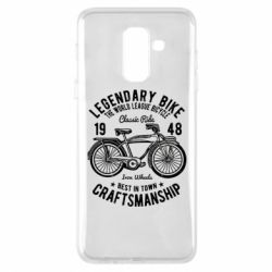 Чохол для Samsung A6+ 2018 Classic Bicycle