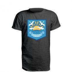Подовжена футболка Clear sky