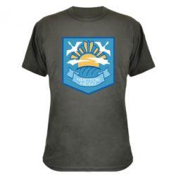 Камуфляжна футболка Clear sky