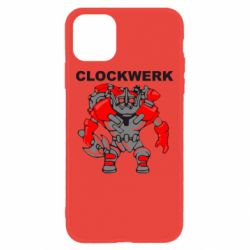 Чохол для iPhone 11 Clockwerk