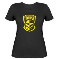 Женская футболка Clone Trooper - FatLine