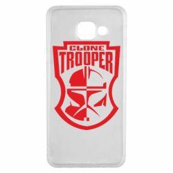 Чехол для Samsung A3 2016 Clone Trooper