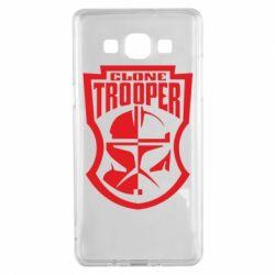 Чехол для Samsung A5 2015 Clone Trooper