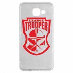 Чехол для Samsung A5 2016 Clone Trooper