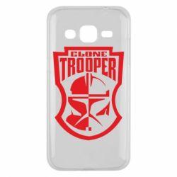 Чехол для Samsung J2 2015 Clone Trooper