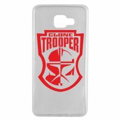 Чехол для Samsung A7 2016 Clone Trooper