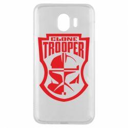 Чехол для Samsung J4 Clone Trooper