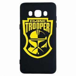 Чехол для Samsung J5 2016 Clone Trooper