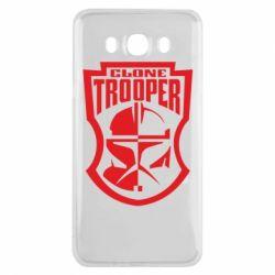 Чехол для Samsung J7 2016 Clone Trooper