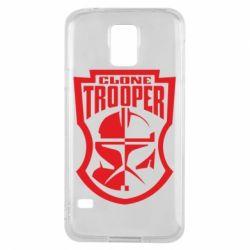 Чехол для Samsung S5 Clone Trooper