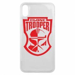 Чехол для iPhone Xs Max Clone Trooper