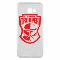 Чехол для Samsung J4 Plus 2018 Clone Trooper