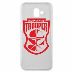 Чехол для Samsung J6 Plus 2018 Clone Trooper