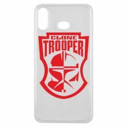 Чехол для Samsung A6s Clone Trooper