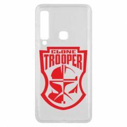 Чехол для Samsung A9 2018 Clone Trooper