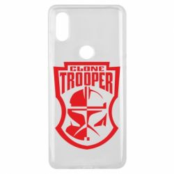 Чехол для Xiaomi Mi Mix 3 Clone Trooper