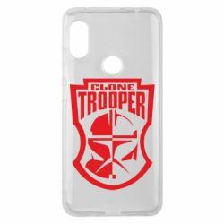 Чехол для Xiaomi Redmi Note 6 Pro Clone Trooper
