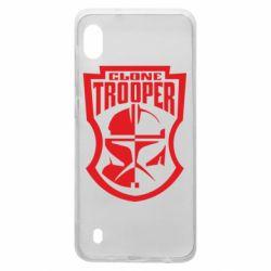 Чехол для Samsung A10 Clone Trooper