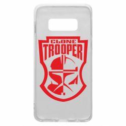 Чехол для Samsung S10e Clone Trooper