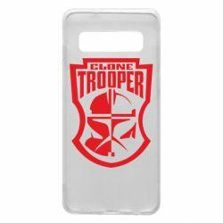 Чехол для Samsung S10 Clone Trooper