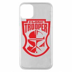 Чехол для iPhone 11 Pro Clone Trooper