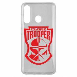 Чехол для Samsung M40 Clone Trooper