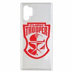 Чехол для Samsung Note 10 Plus Clone Trooper