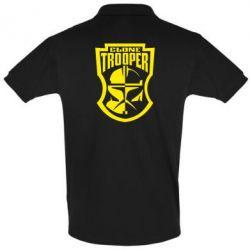 Мужская футболка поло Clone Trooper