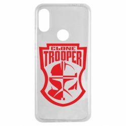 Чехол для Xiaomi Redmi Note 7 Clone Trooper