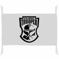 Флаг Clone Trooper