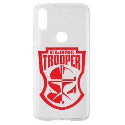 Чехол для Xiaomi Mi Play Clone Trooper