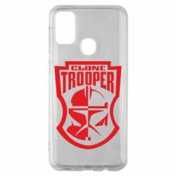 Чехол для Samsung M30s Clone Trooper