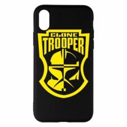 Чехол для iPhone X/Xs Clone Trooper