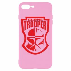 Чехол для iPhone 8 Plus Clone Trooper
