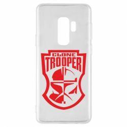 Чехол для Samsung S9+ Clone Trooper