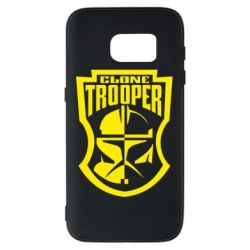 Чехол для Samsung S7 Clone Trooper