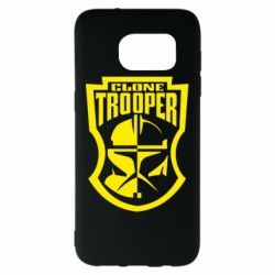 Чехол для Samsung S7 EDGE Clone Trooper