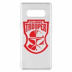 Чехол для Samsung Note 8 Clone Trooper