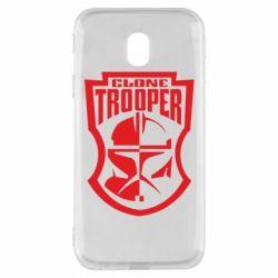 Чехол для Samsung J3 2017 Clone Trooper