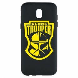 Чехол для Samsung J5 2017 Clone Trooper