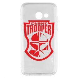 Чехол для Samsung A3 2017 Clone Trooper