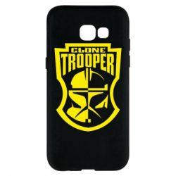 Чехол для Samsung A5 2017 Clone Trooper