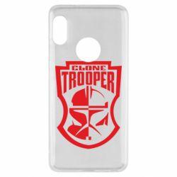 Чехол для Xiaomi Redmi Note 5 Clone Trooper