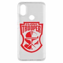 Чехол для Xiaomi Mi A2 Clone Trooper