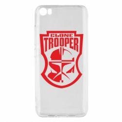 Чехол для Xiaomi Mi5/Mi5 Pro Clone Trooper