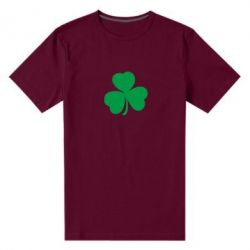 Мужская стрейчевая футболка Clover
