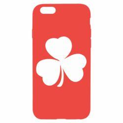 Чехол для iPhone 6/6S Clover